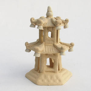 Keramik-Figur - Altan S-8
