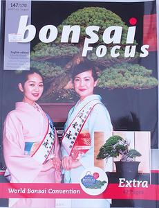 Bonsai-Fokus - Englisch Nr.147