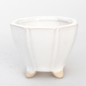 Keramik-Bonsaischale 2. Qualität - im Gasofen bei 1240 ° C gebrannt