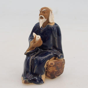 Keramik Figur - Salbei mit Fajfkou