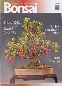 Bonsai-Zeitschrift - CBA 2012-3