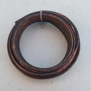 Kupferdrähte bilden 500 g, 2 mm