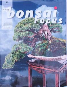 Bonsai-Schwerpunkt - Deutsch Nr.72