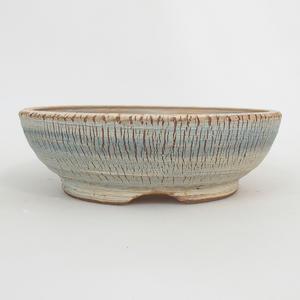 Keramik-Bonsaischale - in einem Gasofen mit 1240 ° C gebrannt