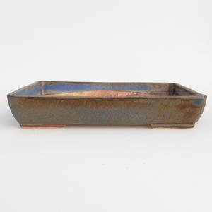 Keramik-Bonsaischale 2, Qualität - im Gasofen 1240 ° C gebrannt