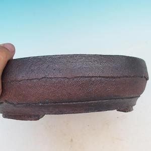 Die Schale gebacken in einem Holzofen 1.320 Grad