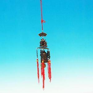 2 Glocken Buddhas