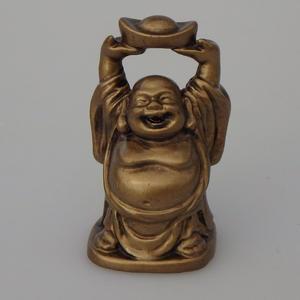 Buddha wenig golden