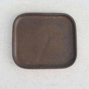 Bonsai Tablett mit Wasser H 38, braun