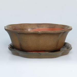 bonsai miska i zasobnik wody H06