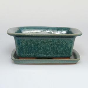 Bonsai Schale Tablett mit Wasser H11 +