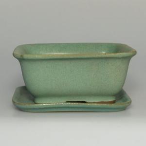 Bonsai Schale Tablett mit Wasser H38 +