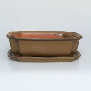 Bonsai Topf podmiska + H17