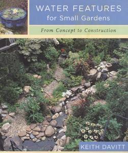 Wasserspiele für kleine Gärten