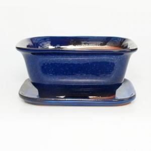 Bonsai Schale Tablett mit Wasser H37 +