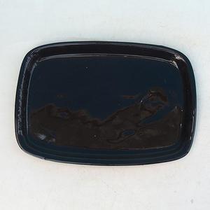 Bonsai Tablett mit Wasser H 02p, schwarz