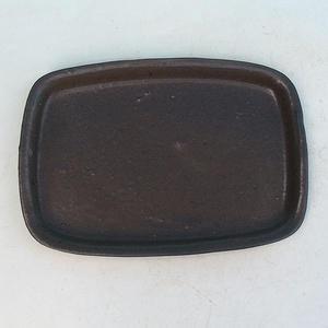 Bonsai Tablett mit Wasser H 02p, braun