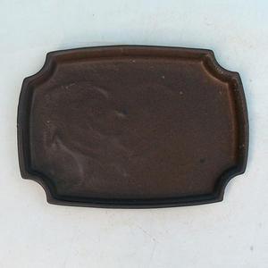 Bonsai Tablett mit Wasser H 03, braun