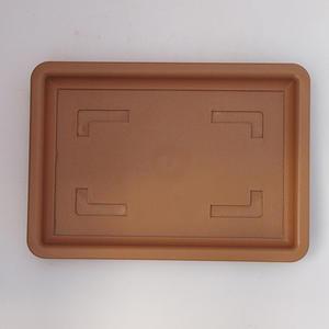 Bonsai Plastikschale Wasser PP-2vacl, beige
