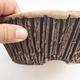 Keramik-Bonsaischale - in einem Gasofen mit 1240 ° C gebrannt - 1/4