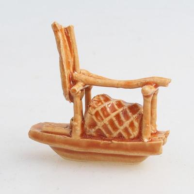 Keramik Figur - Schiff - 1