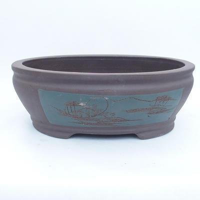 Bonsai-Schale 41 x 31 x 14 cm - 1