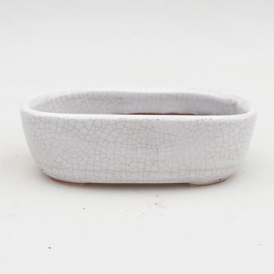 Keramik Bonsai Schüssel 2. Wahl - 13 x 8 x 4 cm, Krebse Farbe - 1