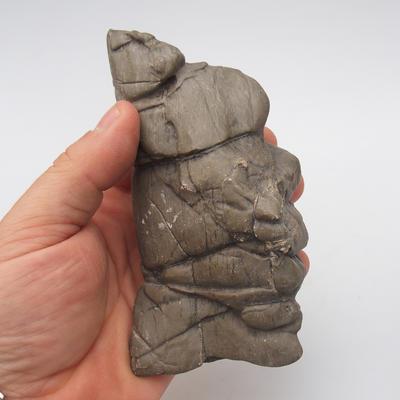 Suiseki - Stein ohne DAI (Holzmatte) - 1
