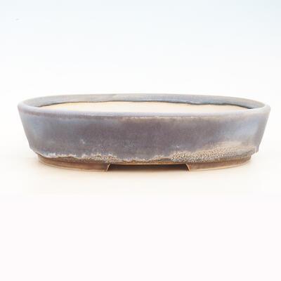Bonsai-Schale 40 x 31 x 9 cm, graublaue Farbe - 1
