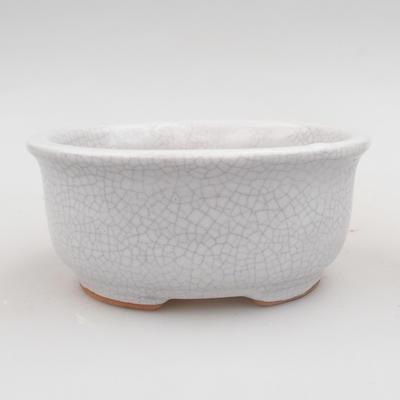 Keramik Bonsai Schüssel 12 x 10 x 5 cm, Krebse Farbe - 1