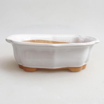 Ceramic bonsai bowl H 51 - 17.5 x 13.5 x 5.5 cm - 1