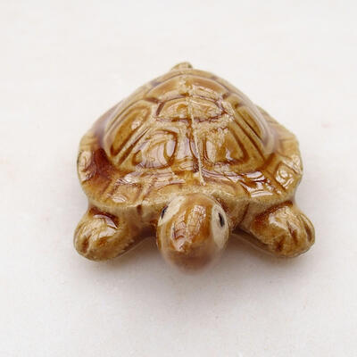 Keramikfigur - Schildkröte C6 - 1