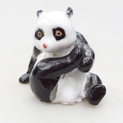 Keramikfigur - Panda D24-3 - 1
