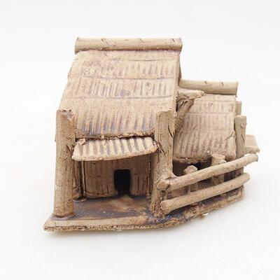Keramikfigur - Hütte F28 - 1