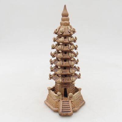 Keramikfigur - Pagode F7 - 1