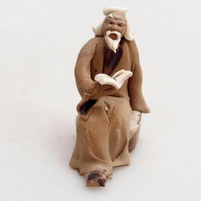 Keramikfigur - Strichmännchen H0-2 - 1