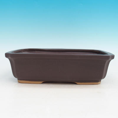 Bonsaischale aus Keramik H 07 - 30 x 21,5 x 8,5 cm - 1