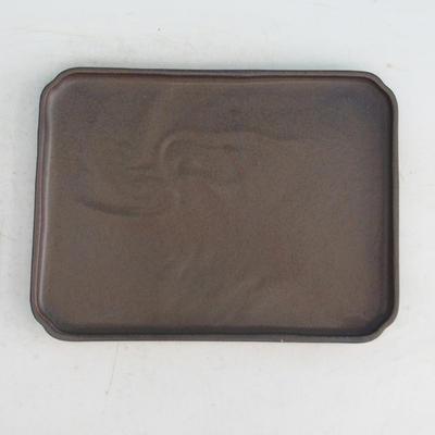 Bonsai-Wassertablett H 20 - 26,5 x 20 x 1,5 cm - 1