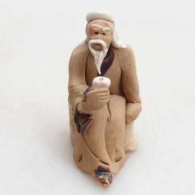 Keramikfigur - Strichmännchen H25 - 1