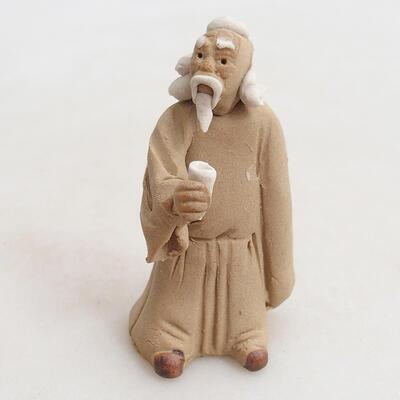 Keramikfigur - Strichmännchen H27p - 1