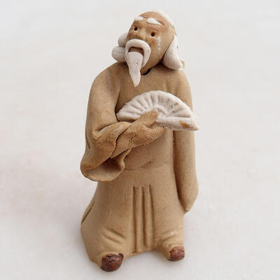Keramikfigur - Strichmännchen H27v - 1