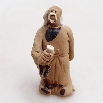 Keramikfigur - Strichmännchen H28 - 1
