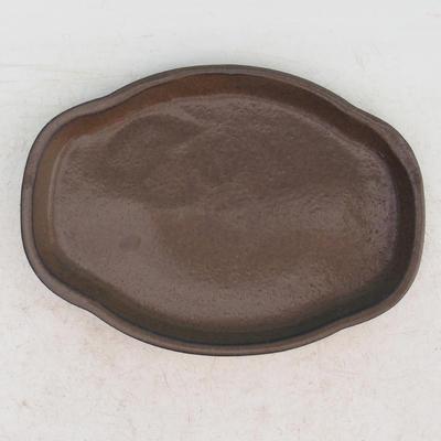 Bonsai-Wassertablett H 05 - 10 x 7,5 x 1 cm - 1