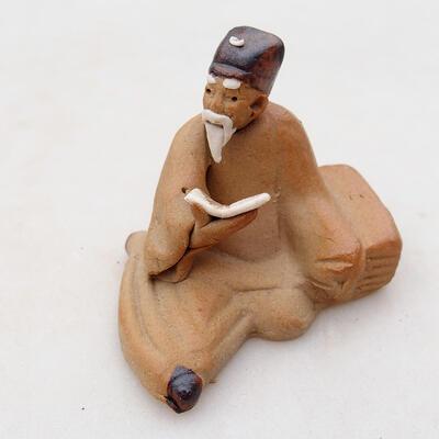 Keramikfigur - Strichmännchen I2 - 1