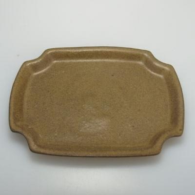 Bonsai Tablett H 01 - 11,5 x 8,5 x 1 cm - 1