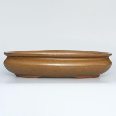 Bonsaischale aus Keramik H 15 - 26,5 x 17 x 6 cm - 1