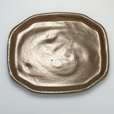 Bonsai-Wasserschale H 32 - 12,5 x 10,5 x 1 cm