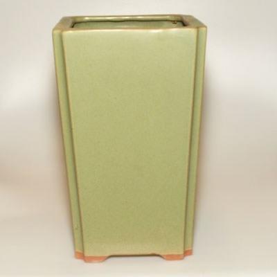 Keramik Bonsai Schüssel H 22 - 17,5 x 17,5 x 29 cm - 1
