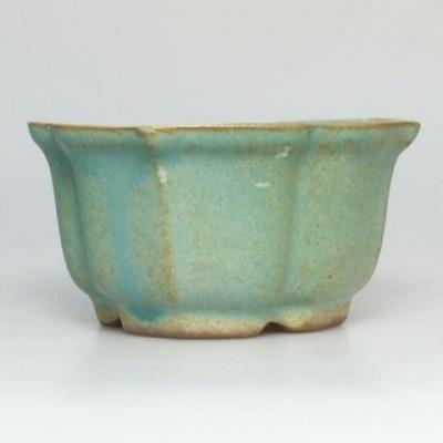 Keramik Bonsai Schüssel H 95 - 7 x 7 x 4,5 cm - 1