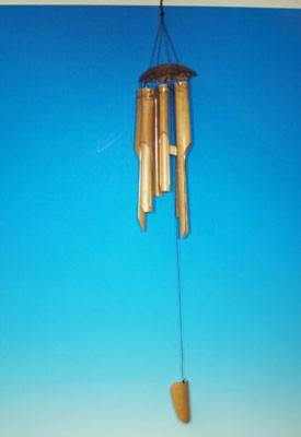 Bambus Windspiele 90 cm